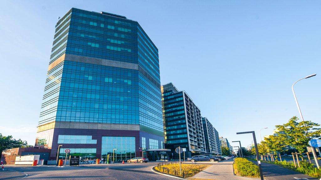 Biura do wynajęcia Warszawa Ochota - Eurocentrum Office Complex Alfa