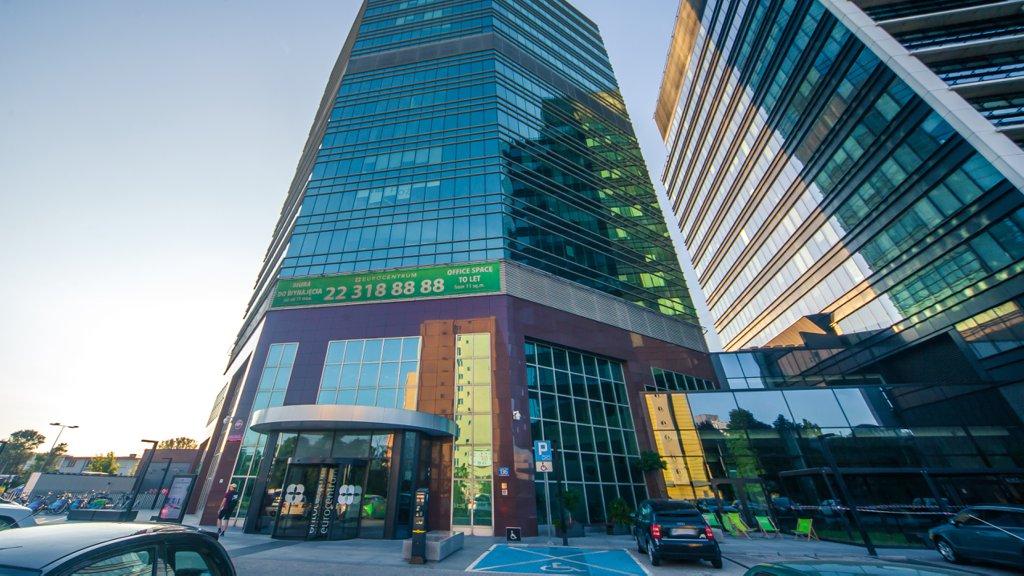 Biura do wynajęcia Warszawa Ochota - Eurocentrum Office Complex Beta & Gamma