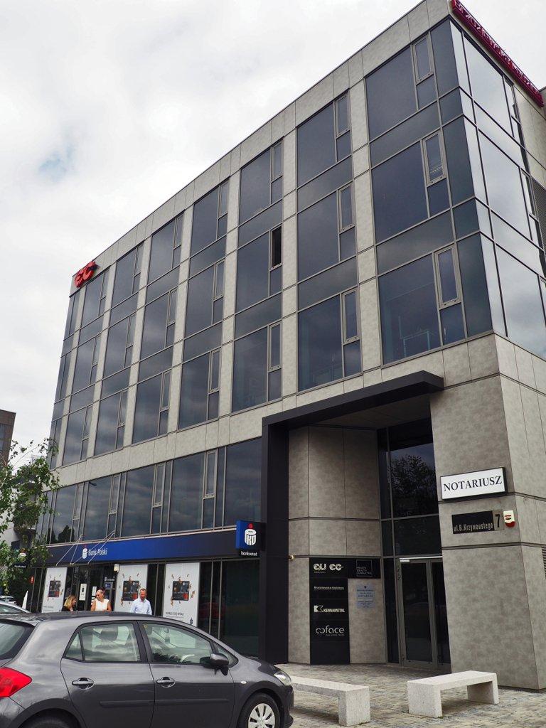 Biura do wynajęcia Poznań Nowe Miasto - Roch Office II