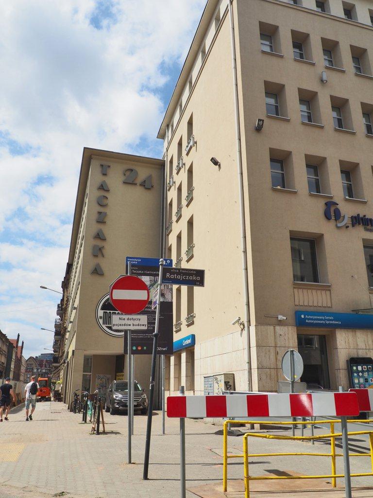 Biura do wynajęcia Poznań Stare Miasto - Taczaka 24
