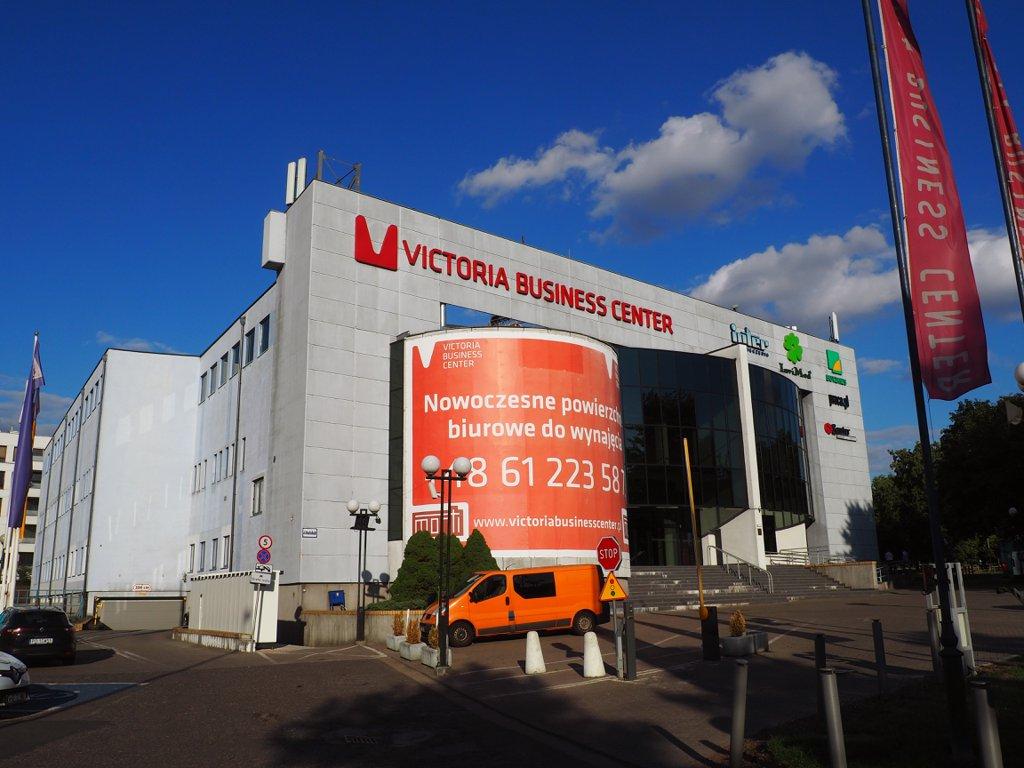 Biura do wynajęcia Poznań Stare Miasto - Victoria Business Center