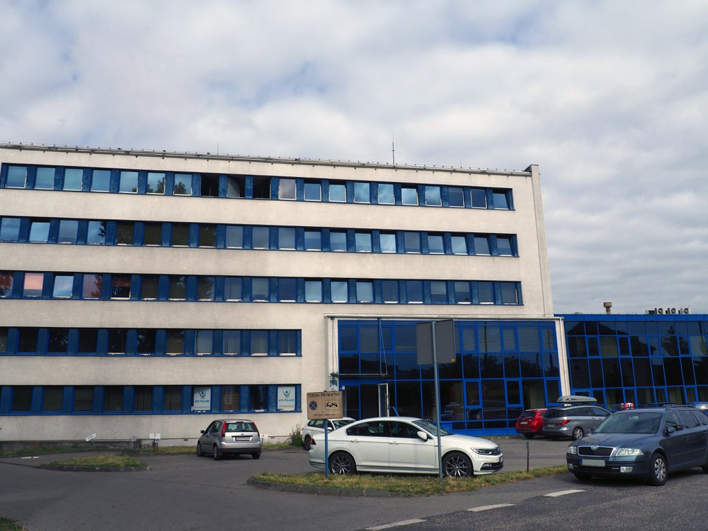 Biura do wynajęcia Poznań Nowe Miasto - Warszawska 43