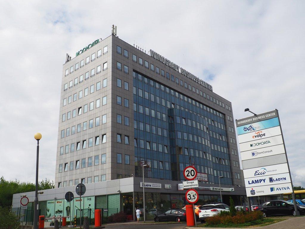 Biura do wynajęcia Poznań Stare Miasto - Winogrady Business Center