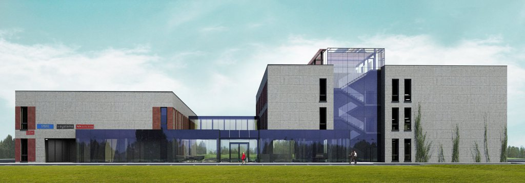 Biura do wynajęcia Gliwice Trynek - K2 Business Park I