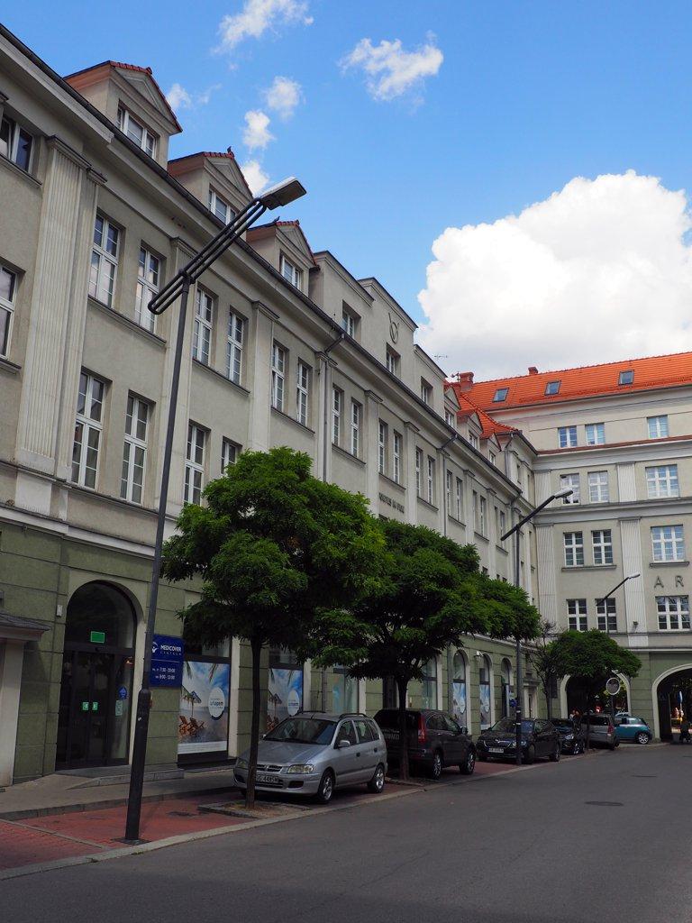 Biura do wynajęcia Gliwice Śródmieście Gliwice - Arcus