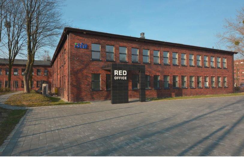 Biura do wynajęcia Gliwice Trynek - Red Office