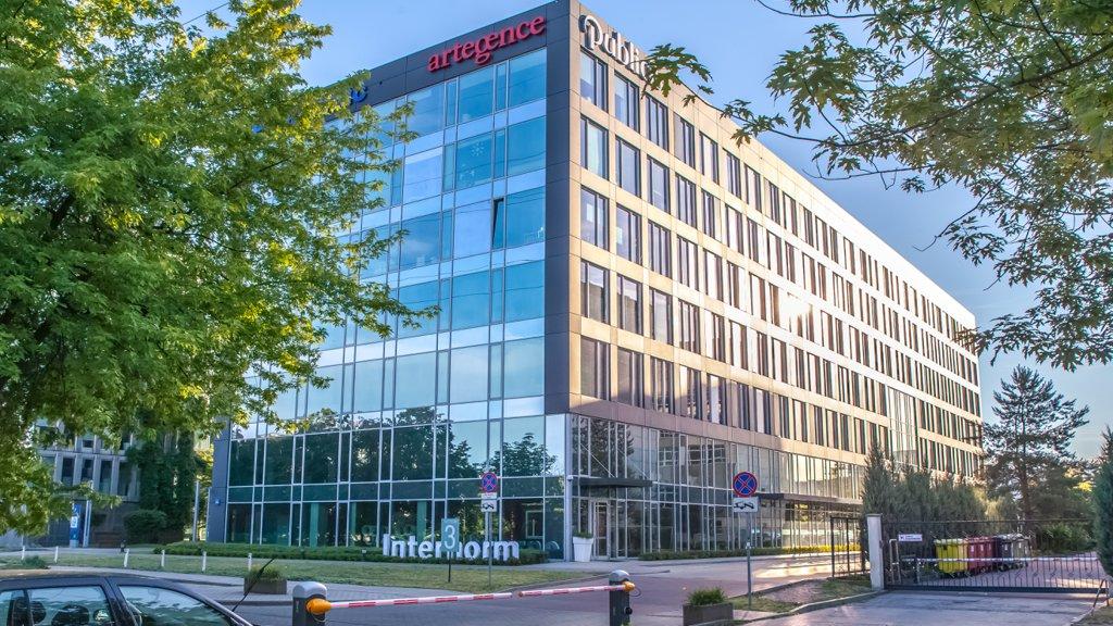Biura do wynajęcia Warszawa Mokotów - Platinium Business Park III