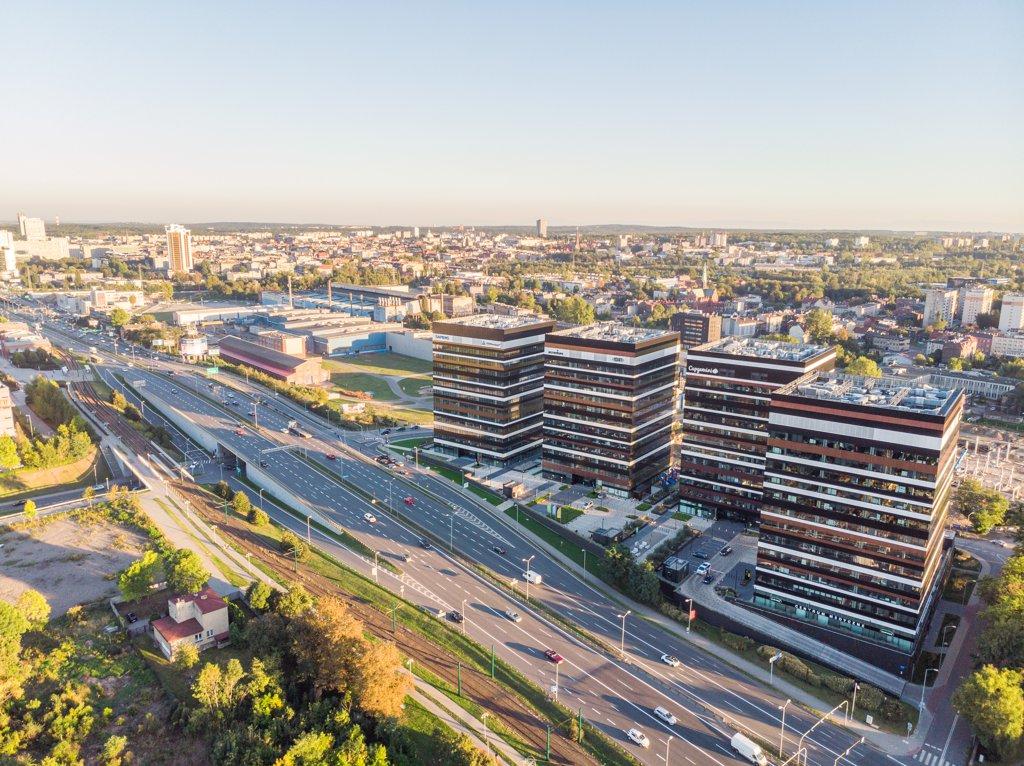 Biura do wynajęcia Katowice Dąb - Silesia Business Park I