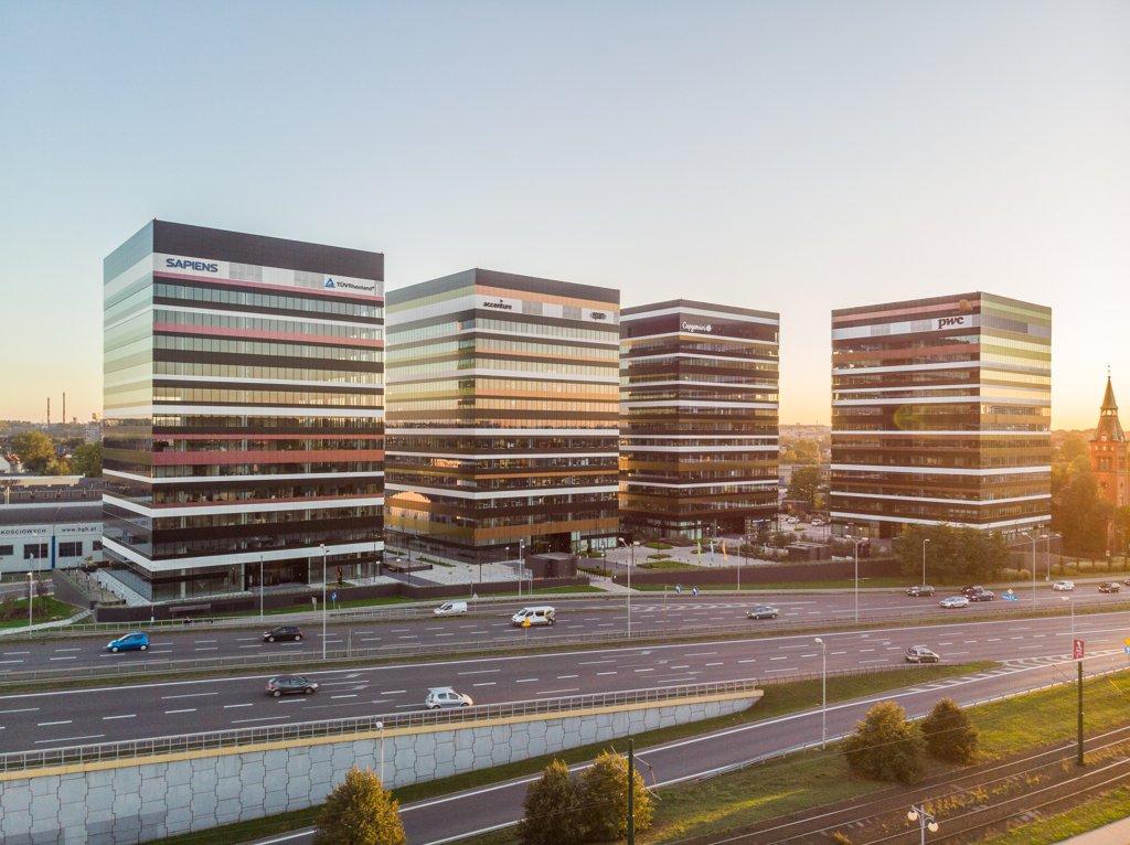 Biura do wynajęcia Katowice Dąb - Silesia Business Park II