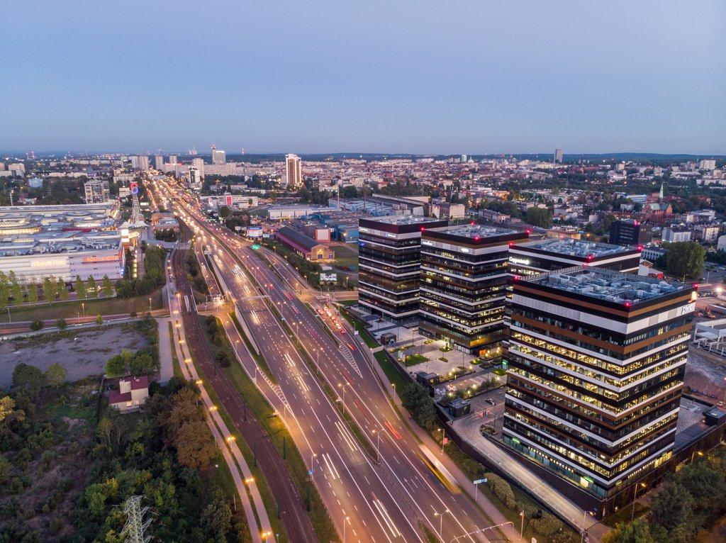 Biura do wynajęcia Katowice Dąb - Silesia Business Park IV