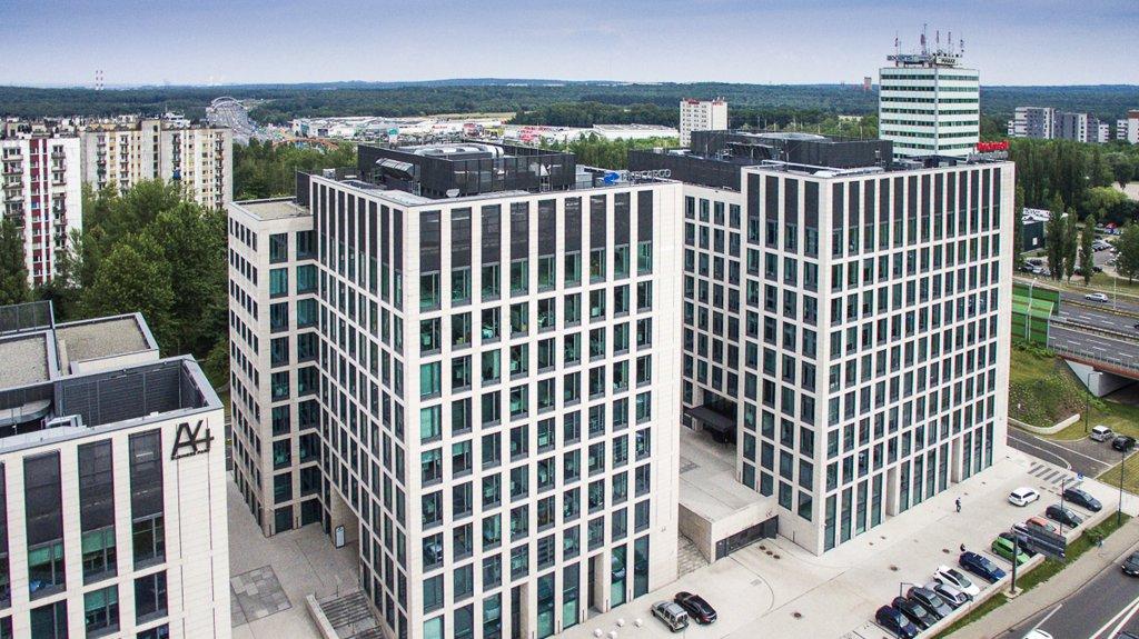 Biura do wynajęcia Katowice Os. Paderewskiego-Muchowiec - A4 Business Park I