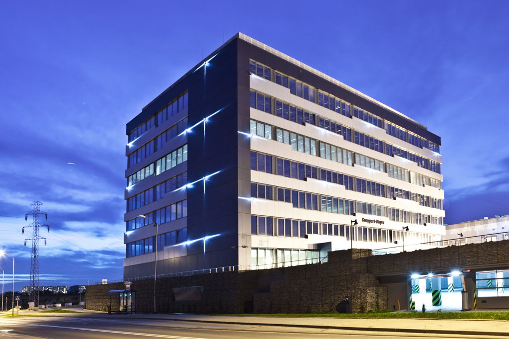 Biura do wynajęcia Katowice Wełnowiec-Józefowiec - GPP Business Park IV (Konrad Bloch, biurowiec plusenergetyczny)