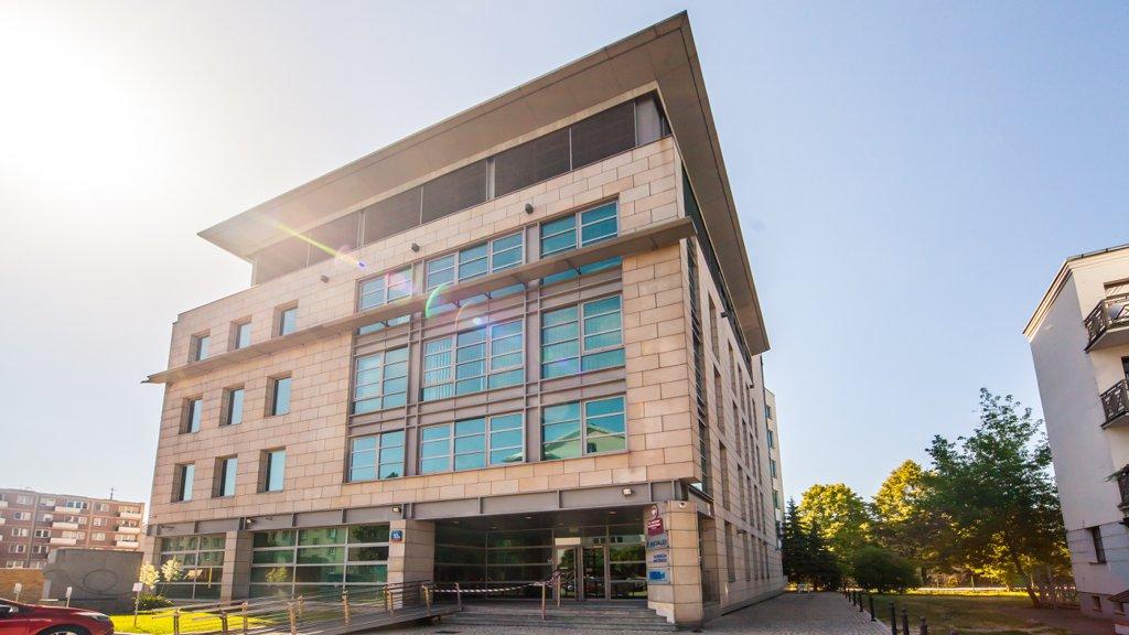 Biura do wynajęcia Warszawa Śródmieście - Fundacja Batorego