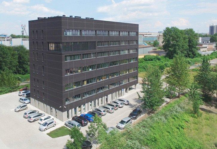 Biura do wynajęcia Katowice Załęże - Rawa Office C