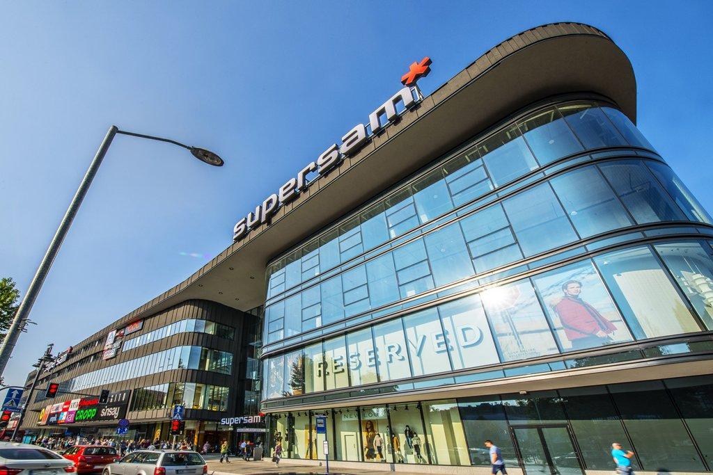 Biura do wynajęcia Katowice Śródmieście Katowice - Supersam