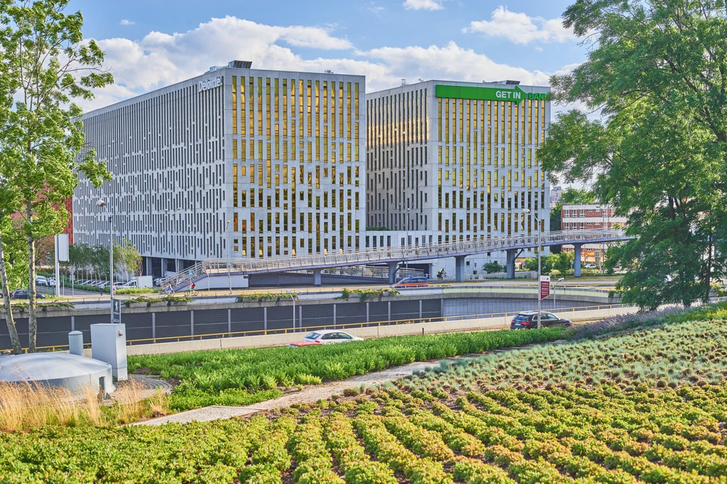 Biura do wynajęcia Katowice Śródmieście Katowice - Silesia Star A