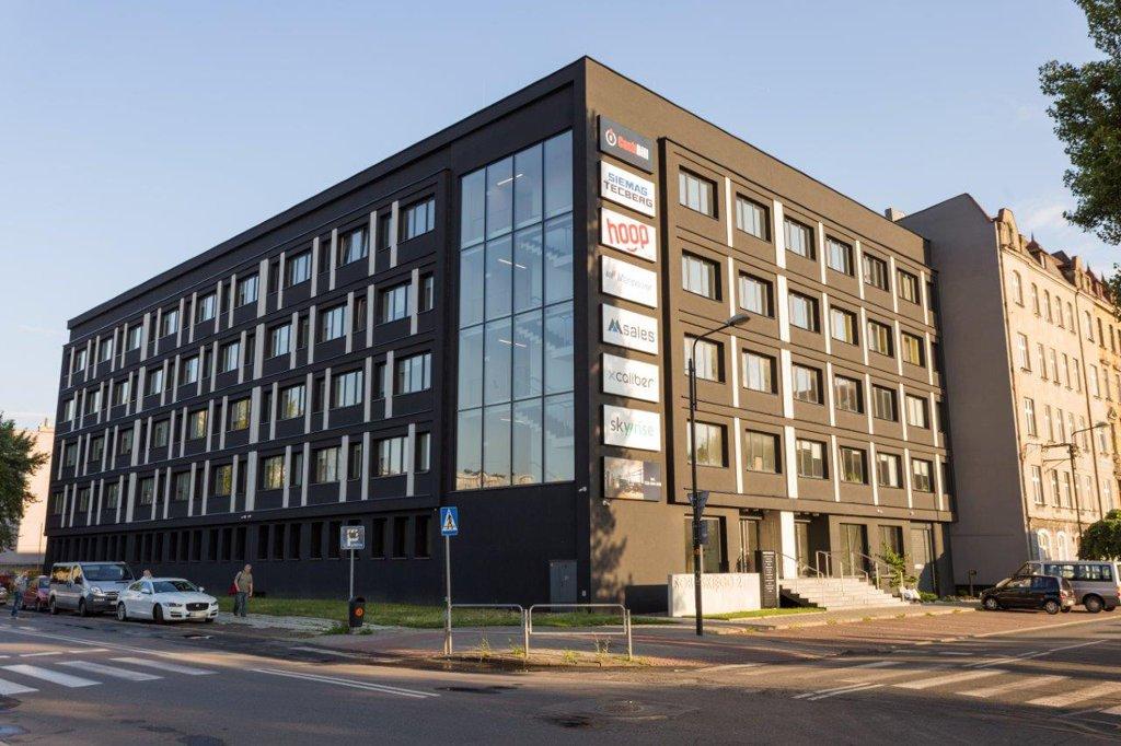 Biura do wynajęcia Katowice Śródmieście Katowice - Sobieskiego 2