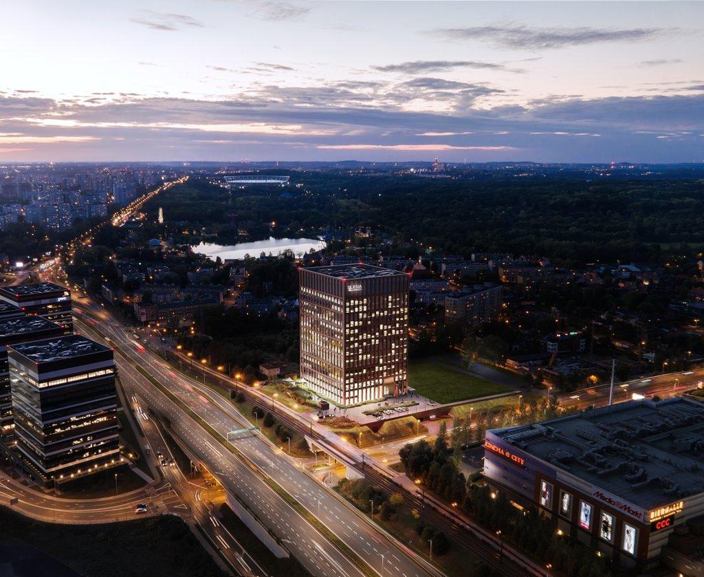 Biura do wynajęcia Katowice Dąb - Silesia 4 Business A