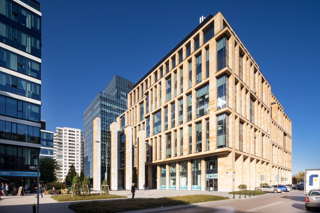 Biura do wynajęcia Warszawa Śródmieście - Gdański Business Center II D