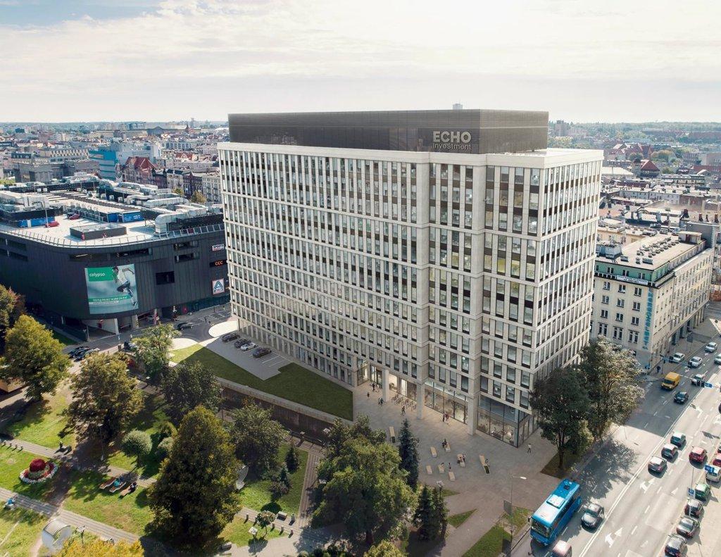 Biura do wynajęcia Katowice Śródmieście Katowice - Falcon Office