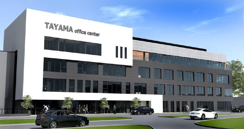 Biura do wynajęcia Katowice Koszutka - Tayama Office Center
