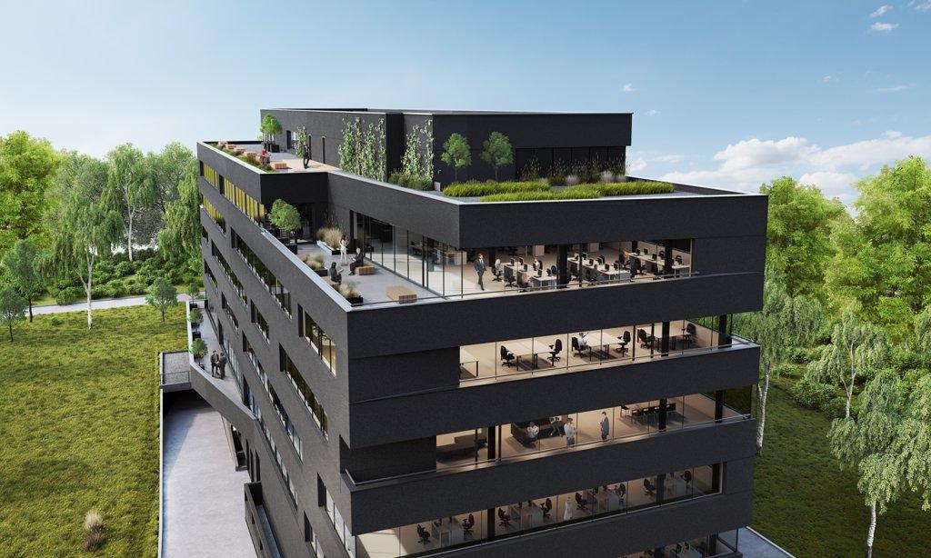 Biura do wynajęcia Katowice Dąb - Carbon Office