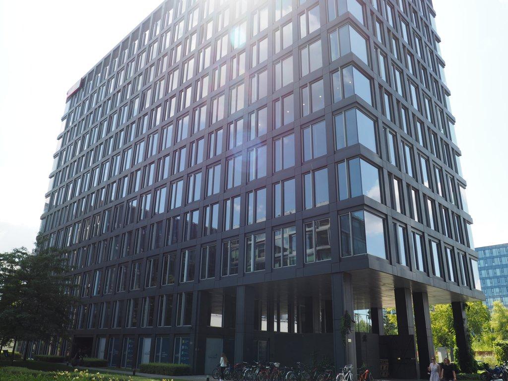 Biura do wynajęcia Warszawa Mokotów - Platinium Business Park V
