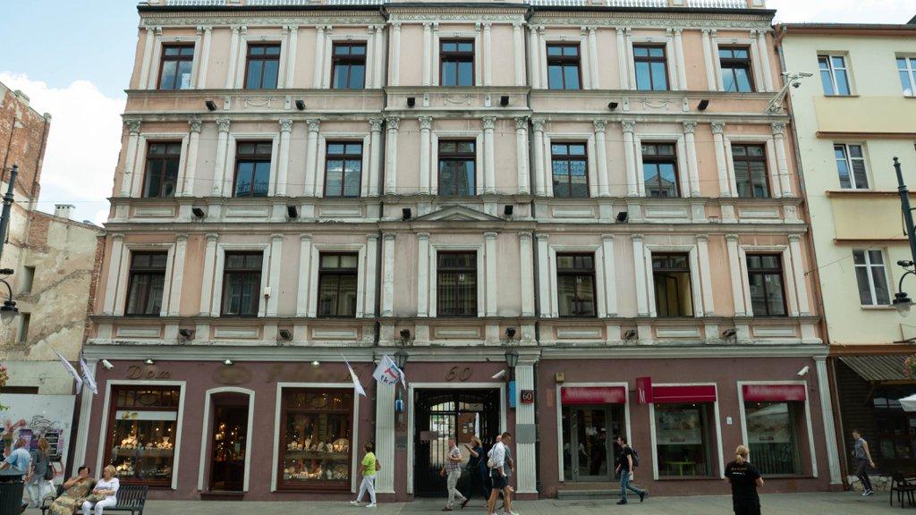 Biura do wynajęcia Łódź Śródmieście - Piotrkowska 60