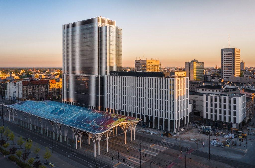 Biura do wynajęcia Łódź Śródmieście - Hi Piotrkowska