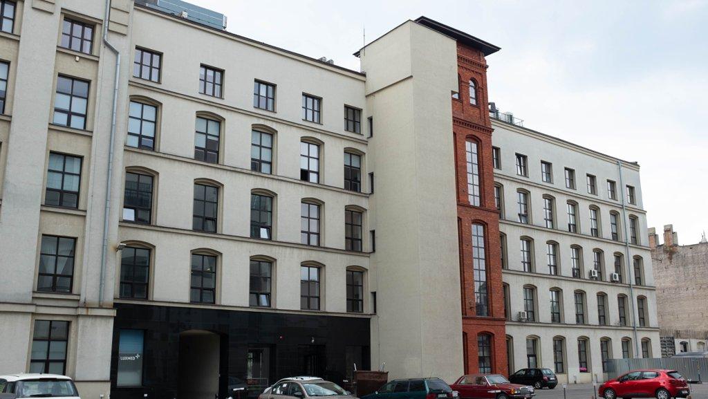 Biura do wynajęcia Łódź Polesie - Centrum Targowa 35 I