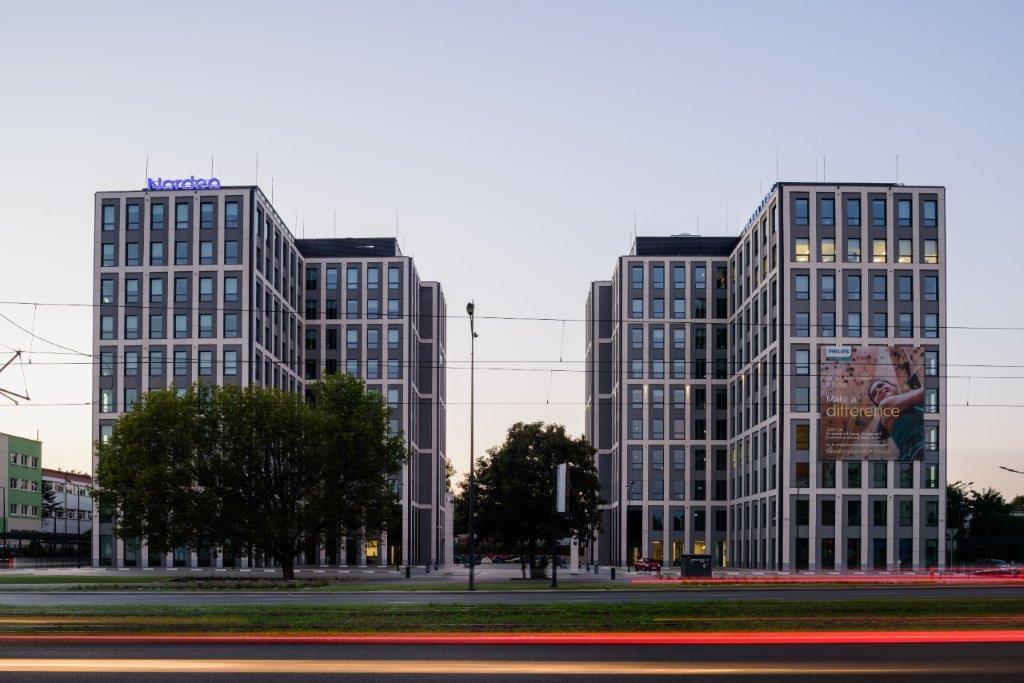 Biura do wynajęcia Łódź Widzew - Symetris Business Park II