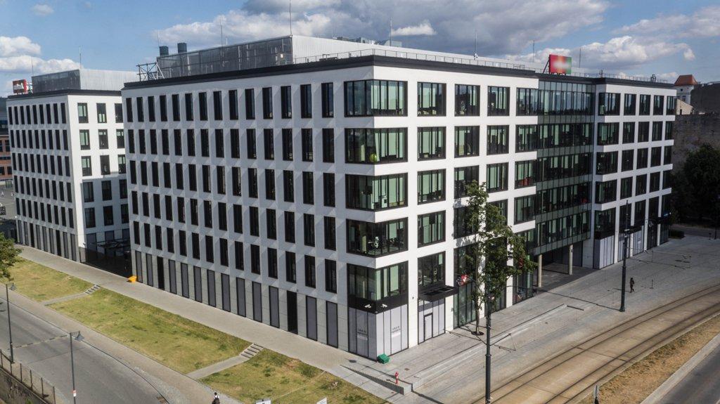 Biura do wynajęcia Łódź Śródmieście - Przystanek mBank