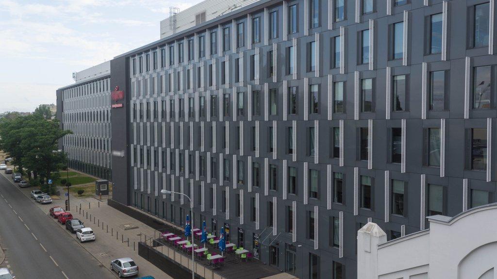 Biura do wynajęcia Łódź Śródmieście - University Business Park B
