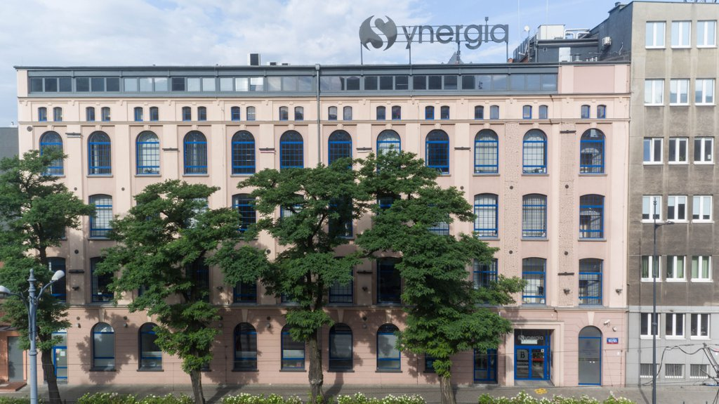 Biura do wynajęcia Łódź Śródmieście - Centrum Biznesowe Synergia B