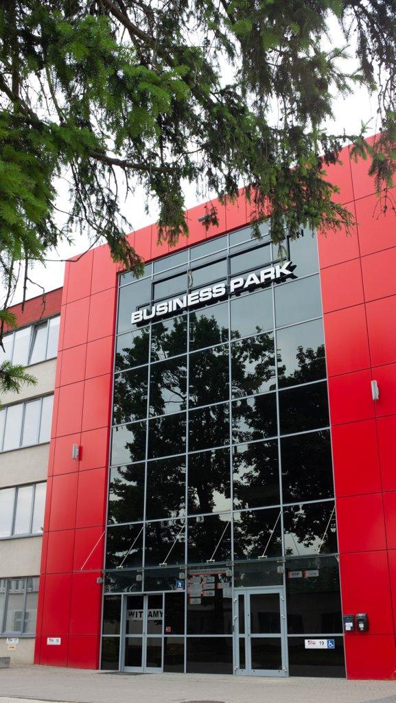 Biura do wynajęcia Łódź Widzew - Jotes Business Park