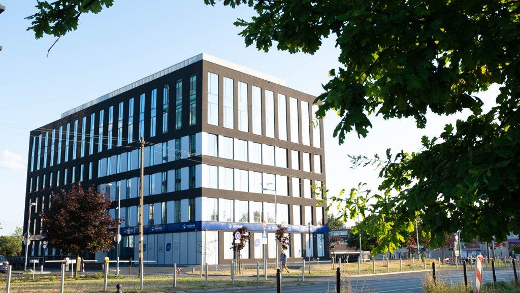 Biura do wynajęcia Łódź Widzew - Cross Point II B
