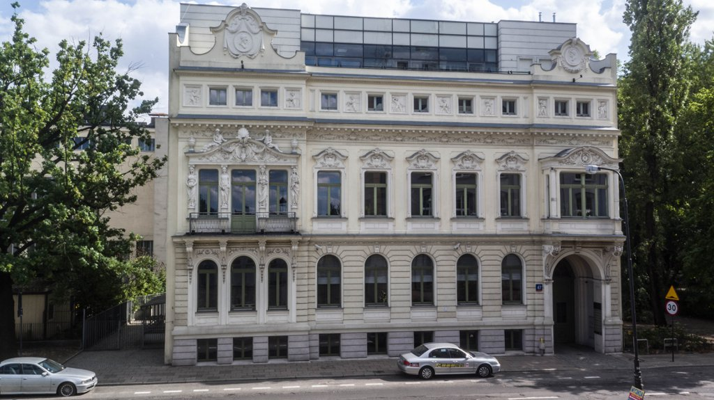 Biura do wynajęcia Łódź Śródmieście - Jaracza Prestige