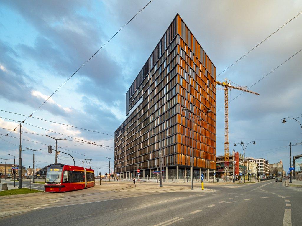 Biura do wynajęcia Łódź Śródmieście - Brama Miasta II