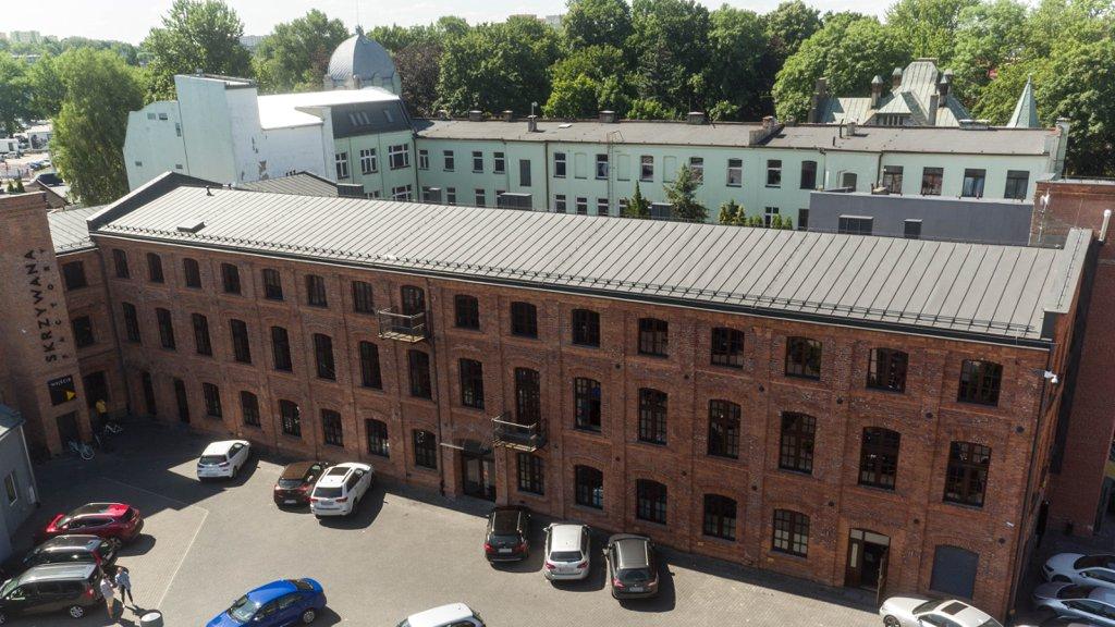 Biura do wynajęcia Łódź Widzew - Skrzywana Factory