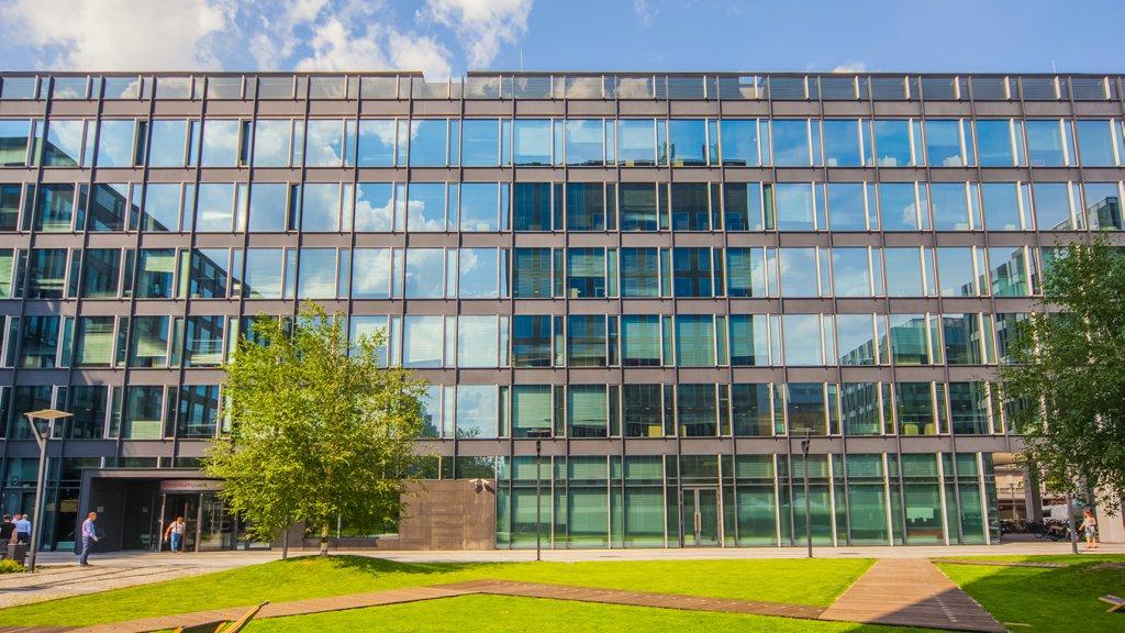 Biura do wynajęcia Warszawa Mokotów - Harmony Office Center II B