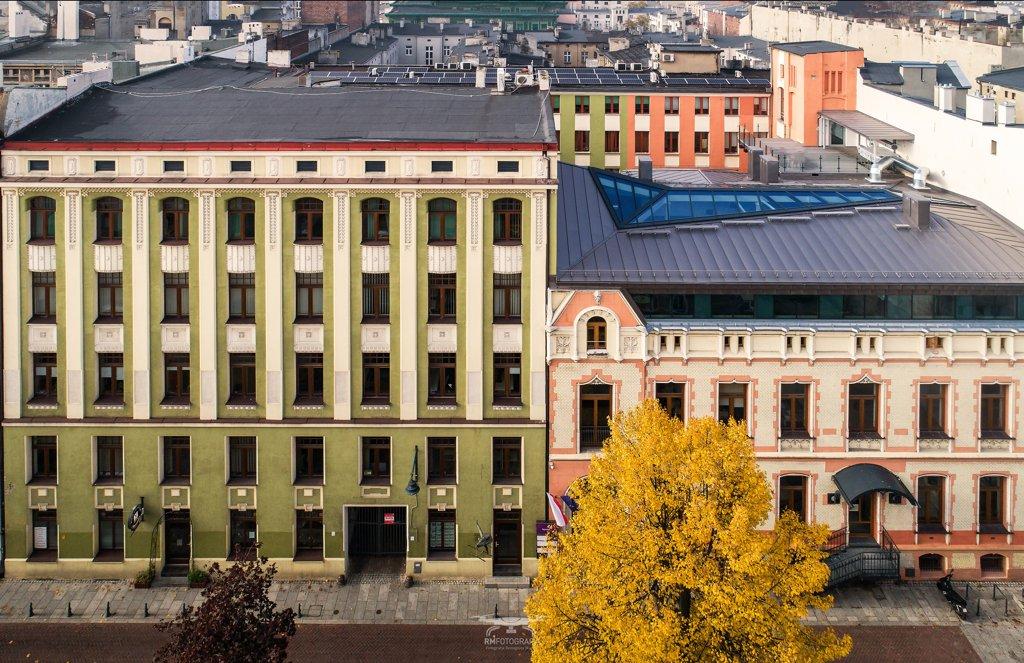 Biura do wynajęcia Łódź Śródmieście - Office Centre Pracownia 1113
