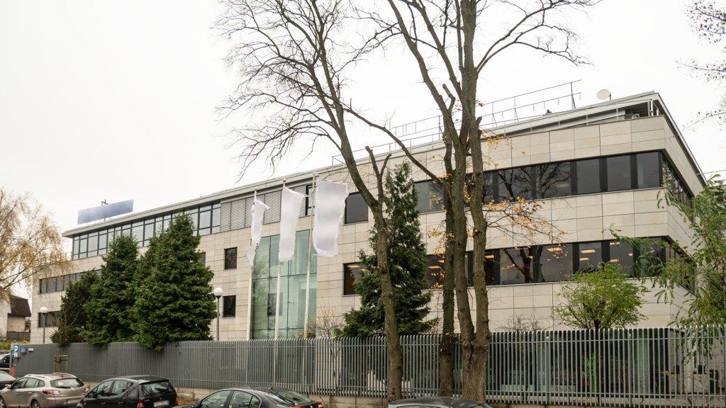 Biura do wynajęcia Warszawa Bielany - SAS Institute Polska