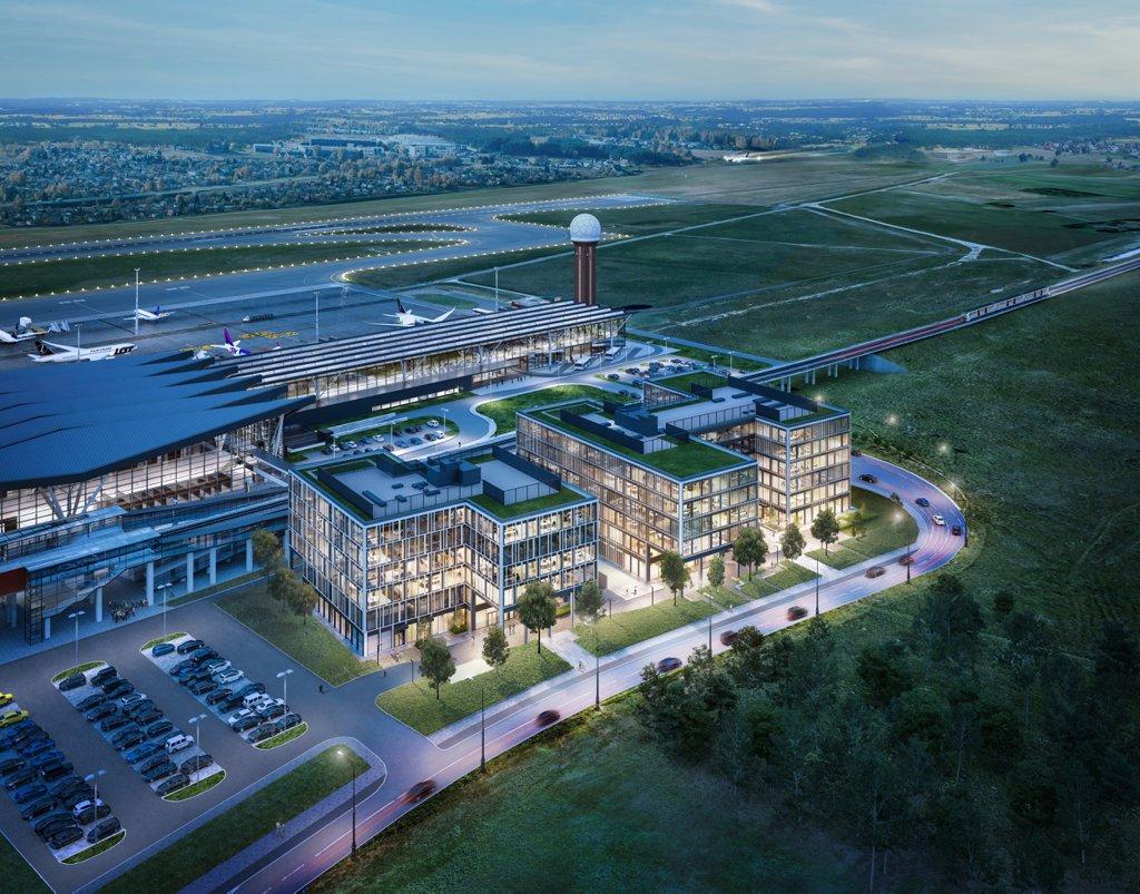 Biura do wynajęcia Gdańsk Matarnia - Airport City Alpha