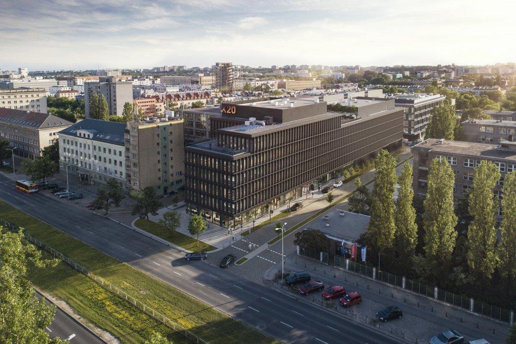 Biura do wynajęcia Warszawa Mokotów - X20