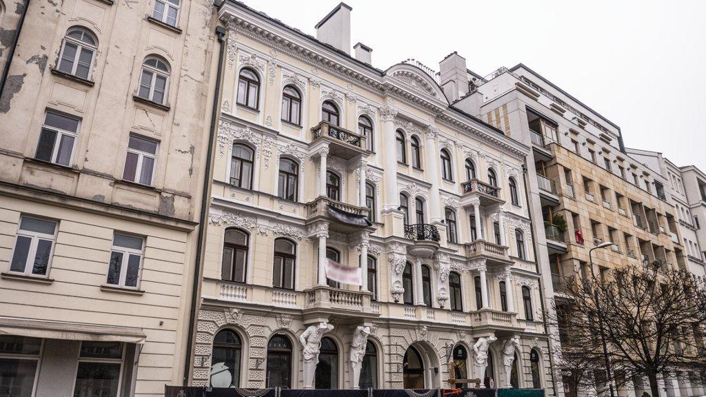 Biura do wynajęcia Warszawa Śródmieście - Mokotowska 57