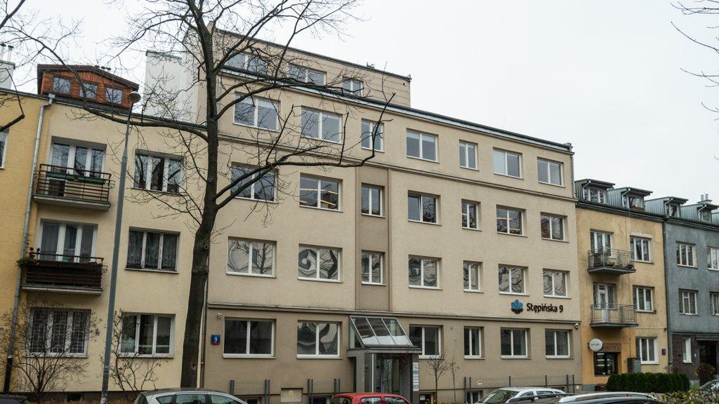 Biura do wynajęcia Warszawa Mokotów - Stępińska 9