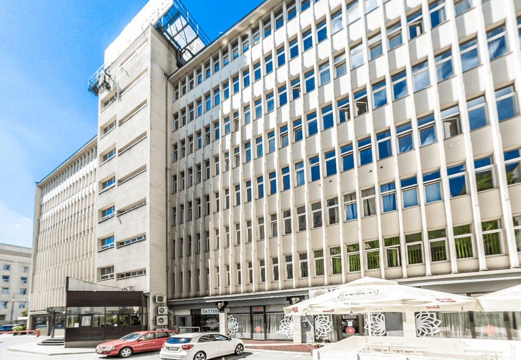 Biura do wynajęcia Warszawa Śródmieście - Centrum Biurowe Żurawia