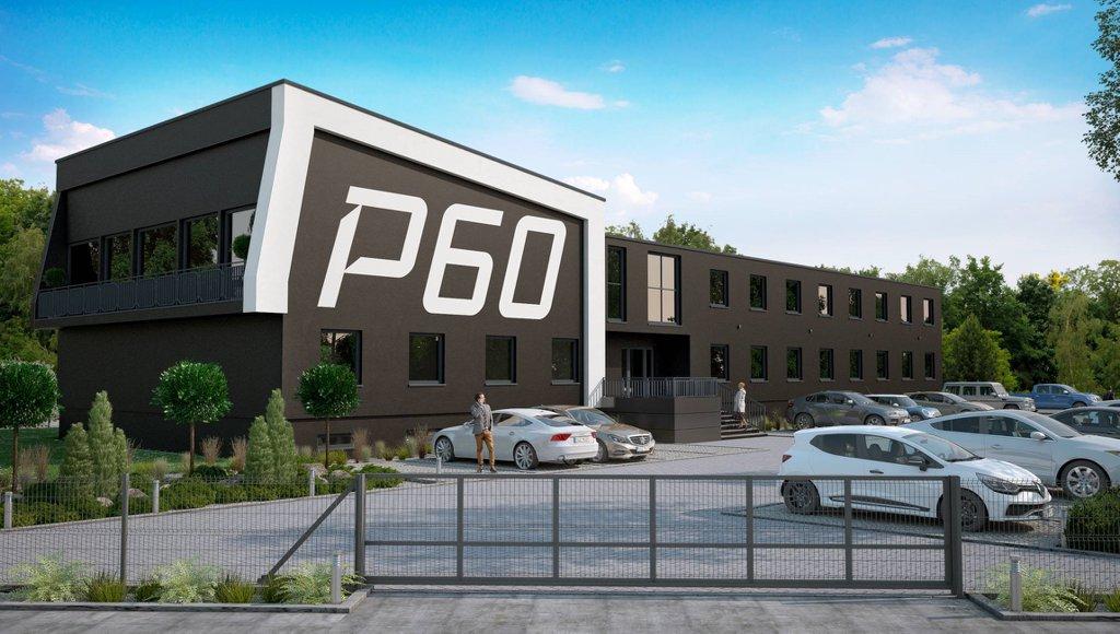 Biura do wynajęcia Katowice Zawodzie - Porcelanowa 60