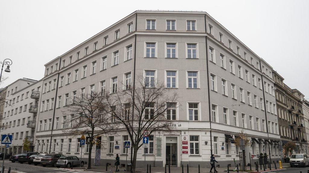 Biura do wynajęcia Warszawa Śródmieście - Wilcza 46