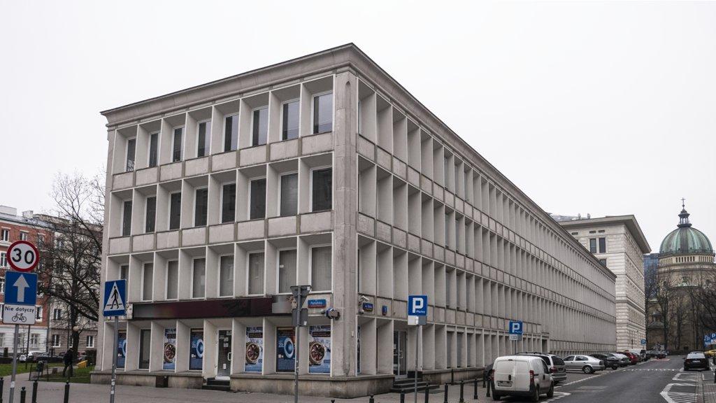 Biura do wynajęcia Warszawa Śródmieście - Św. Barbary 1